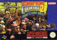 Donkey Kong Country 2: Diddy´s Kong Quest