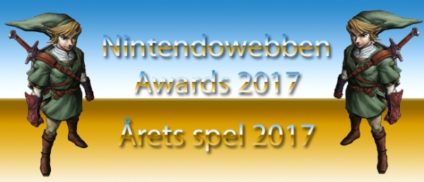 Resultat: Nintendowebben Awards 2017