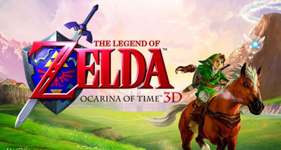 The Legend of Zelda: Ocarina of Time 3D fyller 6 år