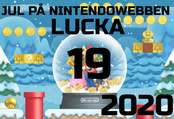 Dagens lucka: 19 december 2020
