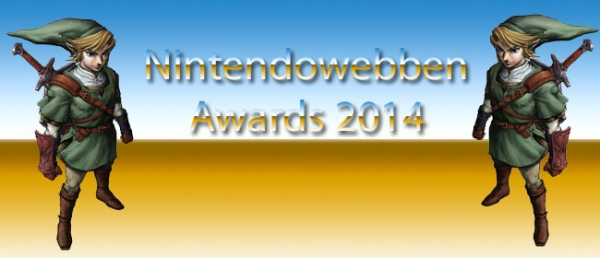 Resultat: Nintendowebben Awards 2014