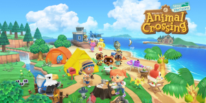 Ny trailer på Animal Crossing: New Horizons