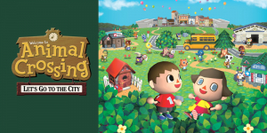Animal Crossing: Let´s Go to the City fyller 12 år