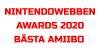 Nintendowebben Awards 2020 - Bästa amiibo 2020