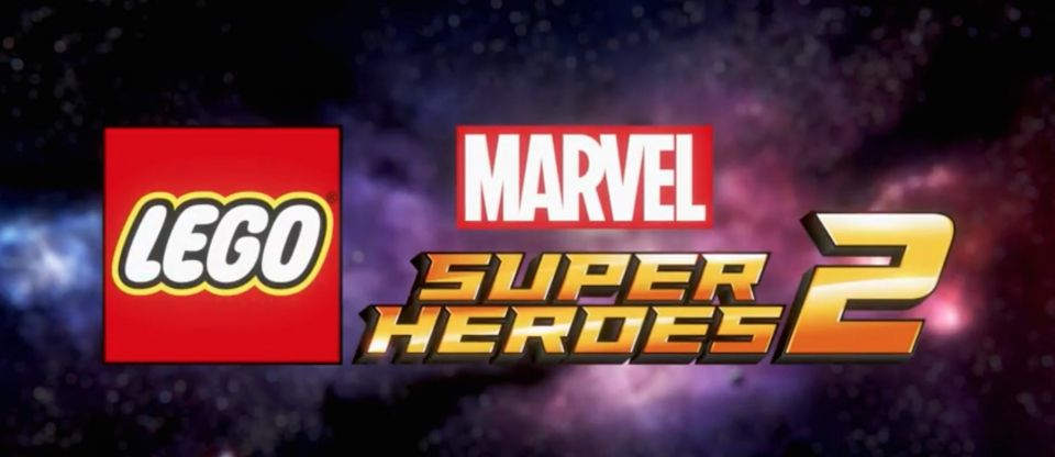Trailer på Lego Marvel Super Heroes 2